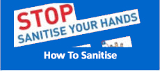 How To Sanitise