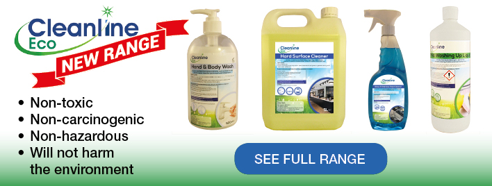 Cleanline Eco NEW Range Will not Harm the Environment