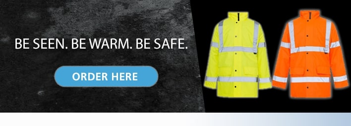 Be Seen. Be Warm. Be Safe