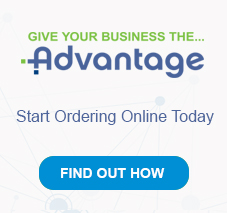 Advantage - Start Ordering Online Today