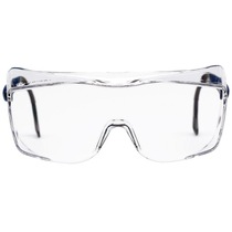 3M 17-5118-0000M OX1000 Clear Lens Black Arms