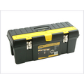 Stanley Tool Box With Level Compartment 26