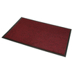 Entrance Mat Red 800 x 1200