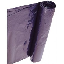 Roll 2000g x 2M x 25M Black Polythene