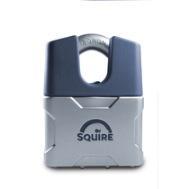 Squire Vulcan 50CS 50mm Diecast Boron Closed Shackle Padlock