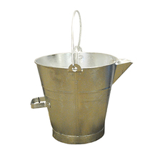 Bucket Tar Pouring Galvanised