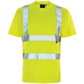 Hi Vis Bird Eye Yellow T-Shirt