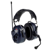 3M Peltor Litecom Plus (Comms) Ear Defenders Navy