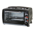Electric Counter Top Oven C/W Hotplate And Grill