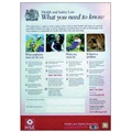 Health And Safety Law Poster Laminated