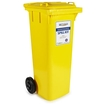 Lubetech Maintenance Spill Kit 2 Wheeled Bin 120 Litre