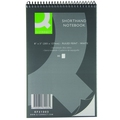 Q Connect Shorthand Notebook A5 80 Leaf (Pack 20)