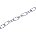 Chain Galvanised Long Link 6mm X 1M