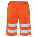 Hi Vis Shorts Orange