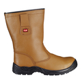 Tuf Lined Rigger Safety Boot With Midsole