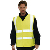 Blazetek Hi Vis Flame Retardant Anti Static Yellow Vest