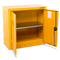 Hmc2 Safestor Hazardous Mobile Cupboard 900 X 460 X 1040