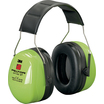 3M Peltor Optime 3 Ear Defenders Hi Vis