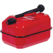 Fuel Can Metal Red 10Ltr