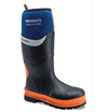 Buckbootz Bbz6000Bl S5 Blue Safety Wellingtons