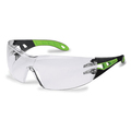 uvex Pheos Clear Lens Safety Specs