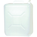 Water Container Plastic With Tap 25 Liters