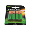 Battery Duracell Rechargable AA