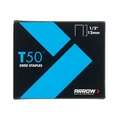 Arrow T50 Staples 6mm (1/4