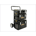 Dewalt Toughsystem 4 In 1 Trolley C/W 3 DS Toolboxes