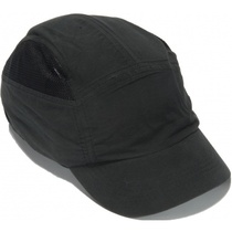 3M 2030610 HC24/BLK/CLA/RP First Base 3 Bump Cap - Black