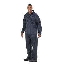 Navy B-Dri Two Piece Wet Suit