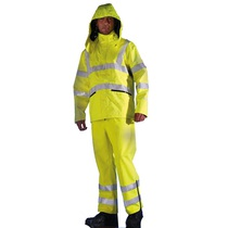 KeepSAFE XT Hi Vis eVent Jacket Yellow