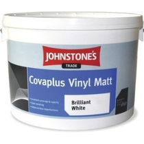 Paint Emulsion Matt White 10ltr