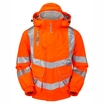 PULSAR® PR515 Hi Vis Orange Unlined Bomber Jacket