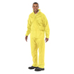 Endurance Rainmaster Lightweight Two Piece Wet Suit Yellow