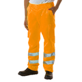 KeepSAFE High-Visibility Rail Cargo Trouser - Reg Leg