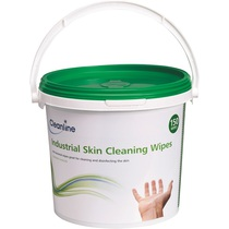Cleanline Industrial Hand Cleaning Wipes PK150