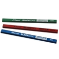 Rexel Carpenters Pencils (Assorted Card Of 12)