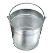 Bucket Galvanized 12