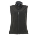 Regatta Ladies Flux Softshell Bodywarmer Black