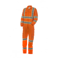 VIZ360 Hi Vis Orange Premium Coverall
