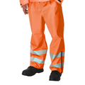 Keepsafe eVent Hi Vis Orange Breathable Trousers
