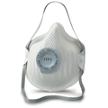 Moldex 2405 (P2V) Moulded Valved Masks (Box 20)