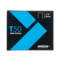 T50 Staples 12mm (1/2