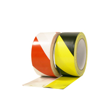 Black/Yellow Hazard Tape