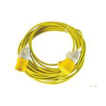Yellow Extension Lead