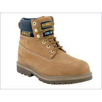 Dewalt Explorer Safety Boots Honey Nubuck