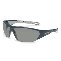 uvex I-Works Grey Lens Safety Specs