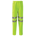 Hi Vis Yellow Gore Tex Over Trousers