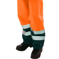 Hi Vis Orange/Navy Blaze Tek Flame Retardant Trousers